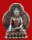 Boeddha-Sakyamuni-messing