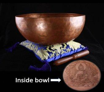 Helende Klankschaal Medicijn Boeddha